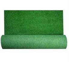 Covor tip mochetă de iarbă cu noduri, 133 x 300 cm