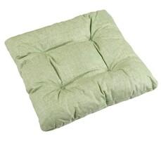 Sedák Adéla UNI zelená, 40 x 40 cm, sada 2 ks