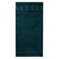 Ręcznik bambus Ankara ciemnoniebieski, 50 x 100 cm