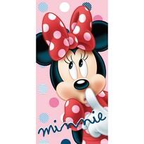 Osuška Minnie dots, 70 x 140 cm