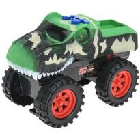 Monster truck Dinosaurus zelená, 26 cm