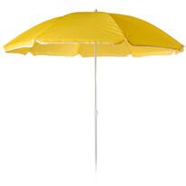 Nylonový slunečník, žlutá