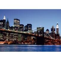 Fototapeta XXL Brooklynský most 360 x 270 cm, 4 díly