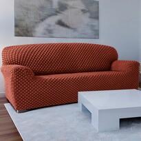 Contra multielasztikus kanapéhuzat teracotta