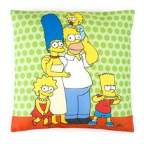 Vankúšik The Simpsons Family, 40 x 40 cm