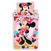 Detské obliečky Minnie pink, 140 x 200, 70 x 90 cm