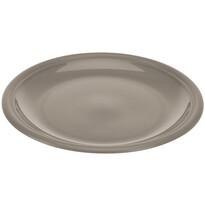 Redcliffs Sada plytkých tanierov, 4 ks, sivá