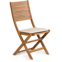 Fieldmann FDZN 9019 Podsedák na židle, krémová