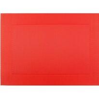 Prostírání Square červená, 30 x 45 cm
