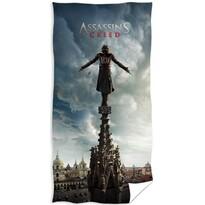 Prosop plajă Assassin's Creed Turnul, 70 x 140 cm