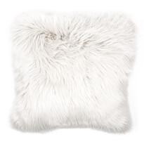 Povlak na polštářek Claire bílá, 45 x 45 cm