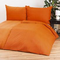Bavlněné obliečky Guru UNI oranžová, 140 x 200 cm, 70 x 90 cm