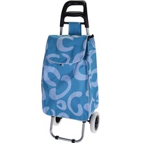 Nákupná taška na kolieskach Trolley, modrá