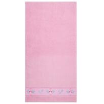 Ručník Flamingo růžová