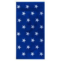 Prosop Stars, albastru