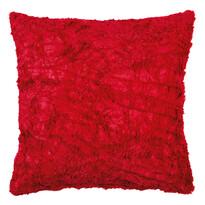 Polštářek Sally červená, 50 x 50 cm