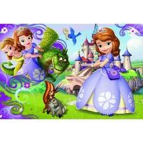 Trefl Puzzle Princezna Sofie První, 60 dílků